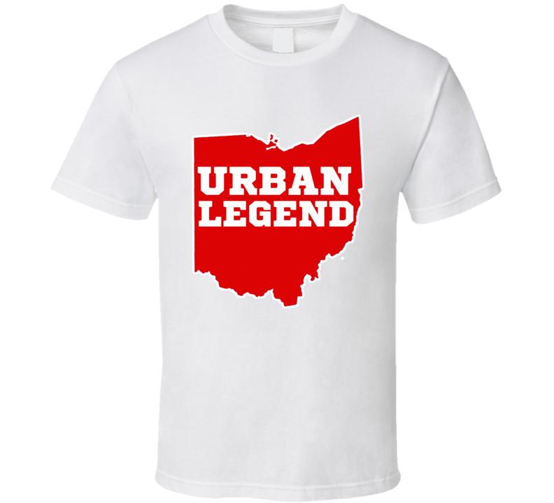 Urban Meyer Legend Columbus Ohio Football Fan Gift T Shirt