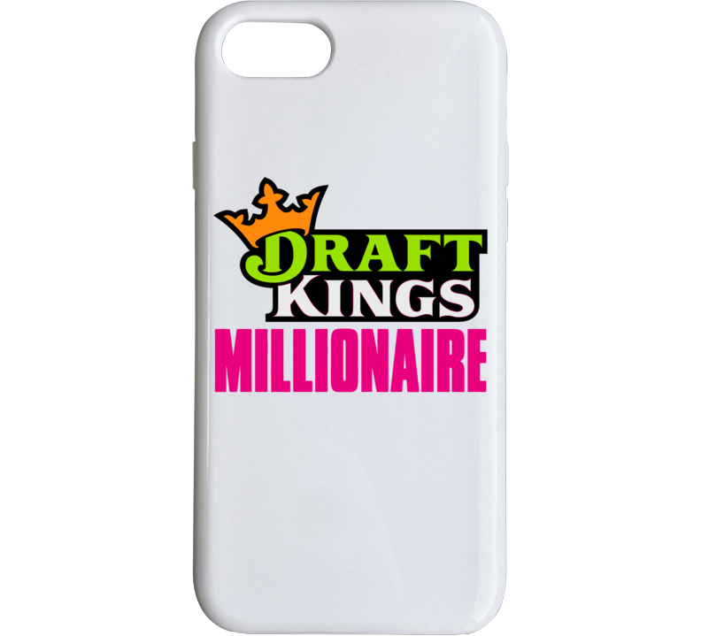 Draft Kings Millionaire Funny Slum Dog Parody Sports Betting Fan Phone Case