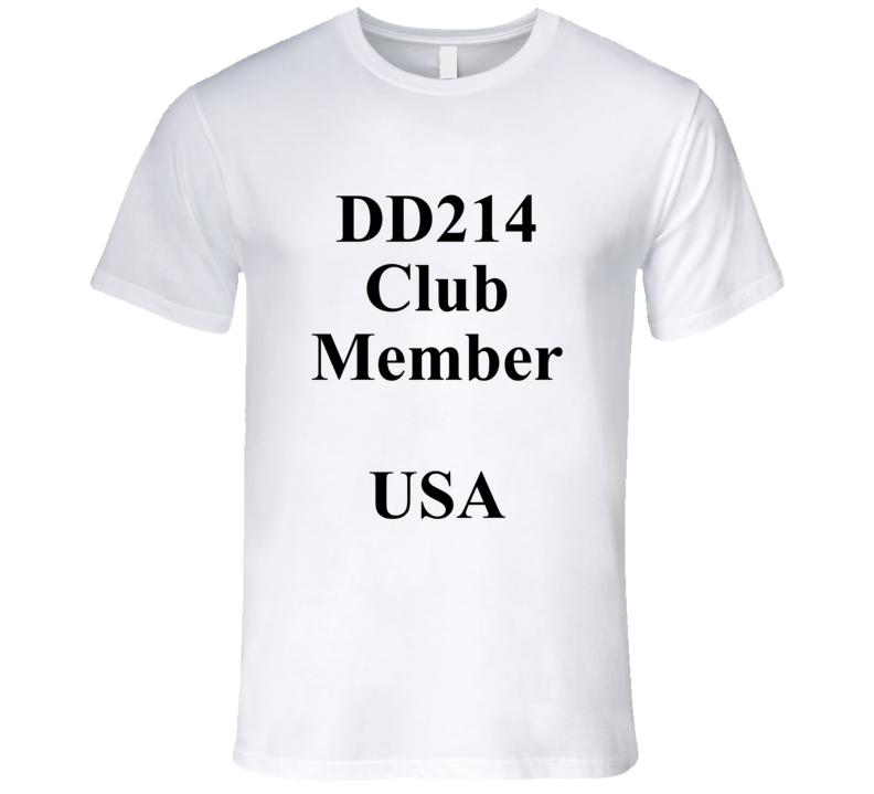 D D 214 T Shirt