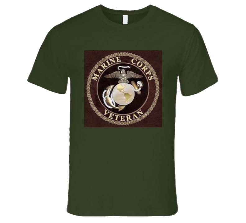 Usmc Veteran T Shirt