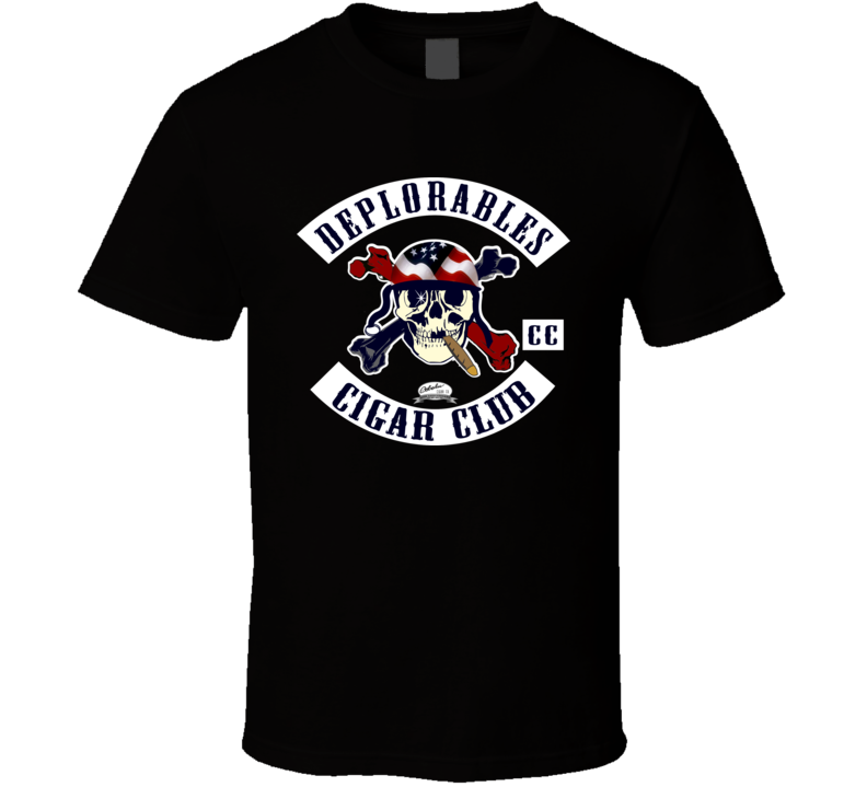depolorables cigar club 1 T Shirt