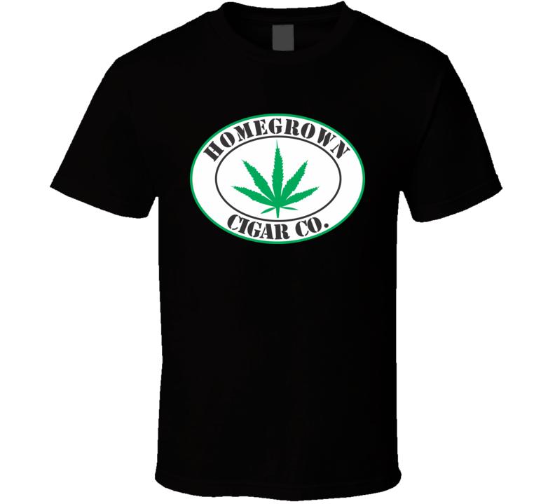 Homegrown Cigar Co. T Shirt