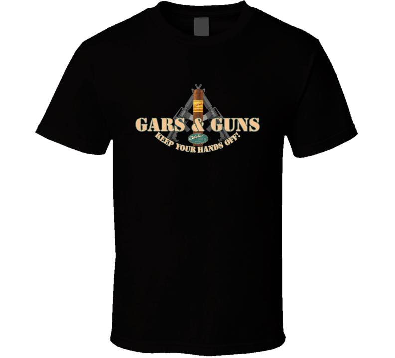 Gars & Guns T Shirt