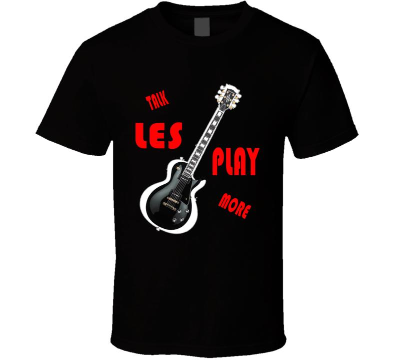 Gibson Les Paul Electric Guitar Jazz Blues Rock N Roll Music T Shirt