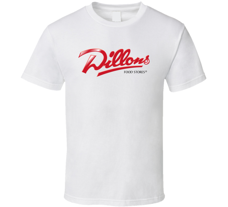 Dillons Food Stores Grocery Store Logo T Shirt