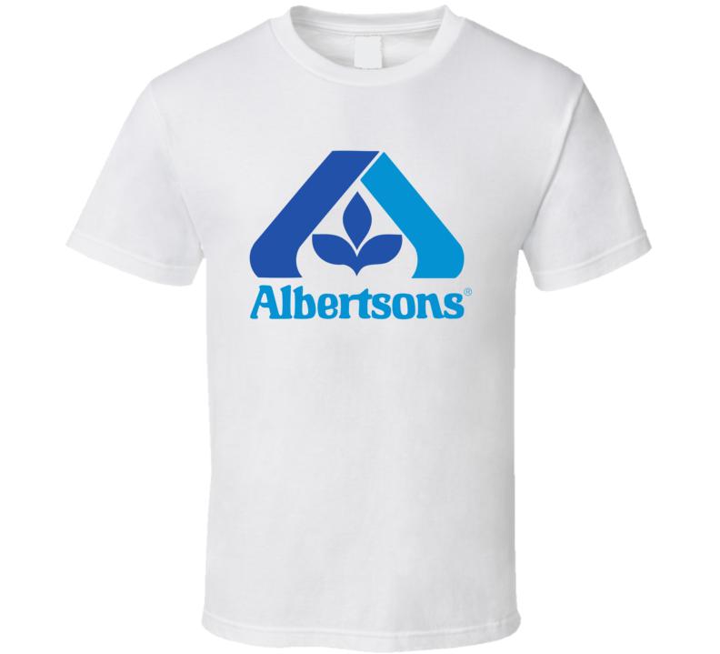Albertsons Grocery Store Logo T Shirt