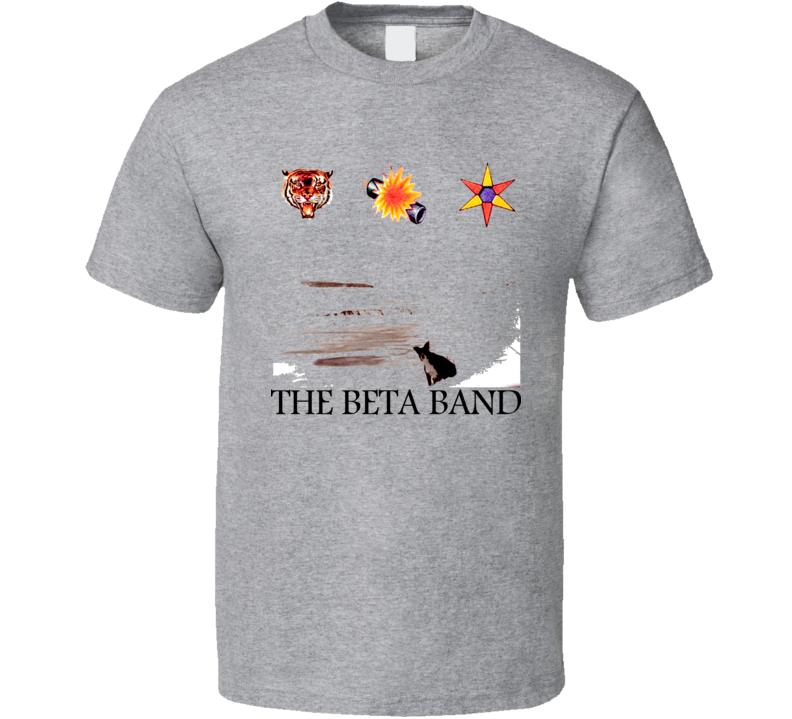 The Beta Band The Three Eps T Shirt