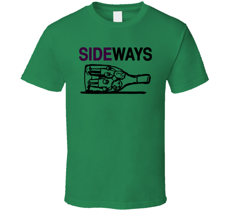 Sideways Movie T Shirt