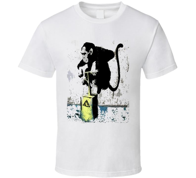 Lex Luthor Monkey T Shirts T Shirt