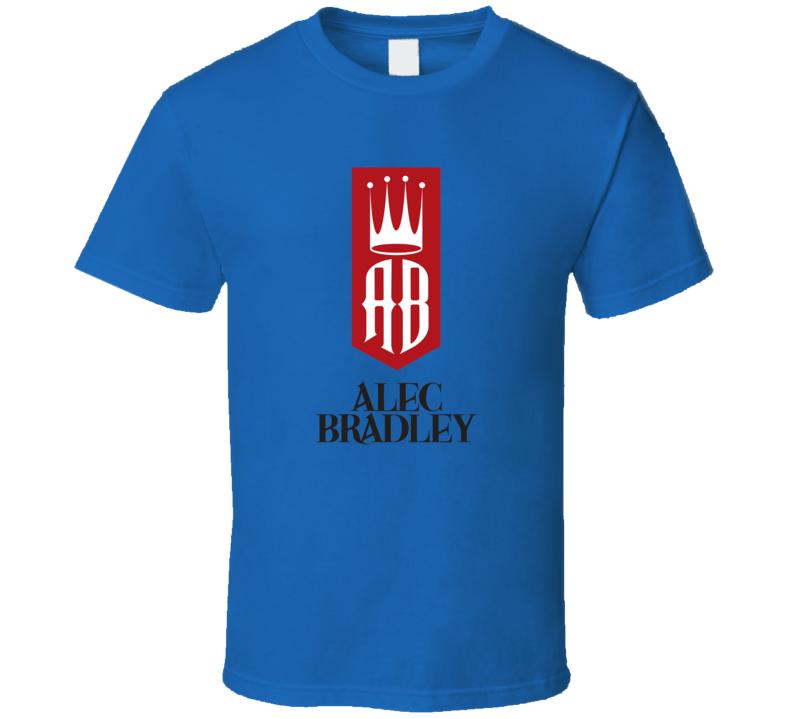 Cuban Cigar Alec Bradley Tobacco  Havana Habanos Popular Smoke Logo Label T Shirt