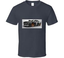 Hooligan Mustang Tshirt
