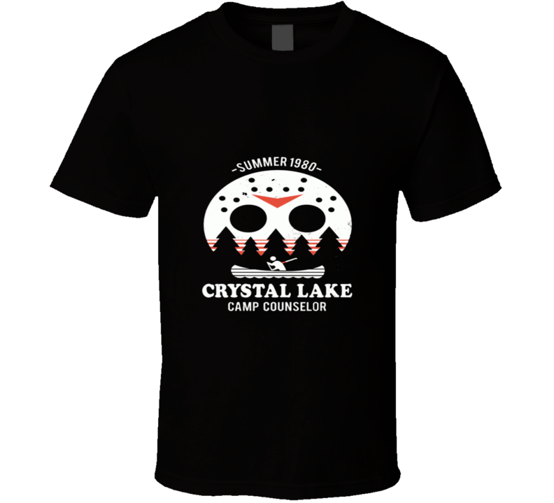 Crystal Lake T Shirt