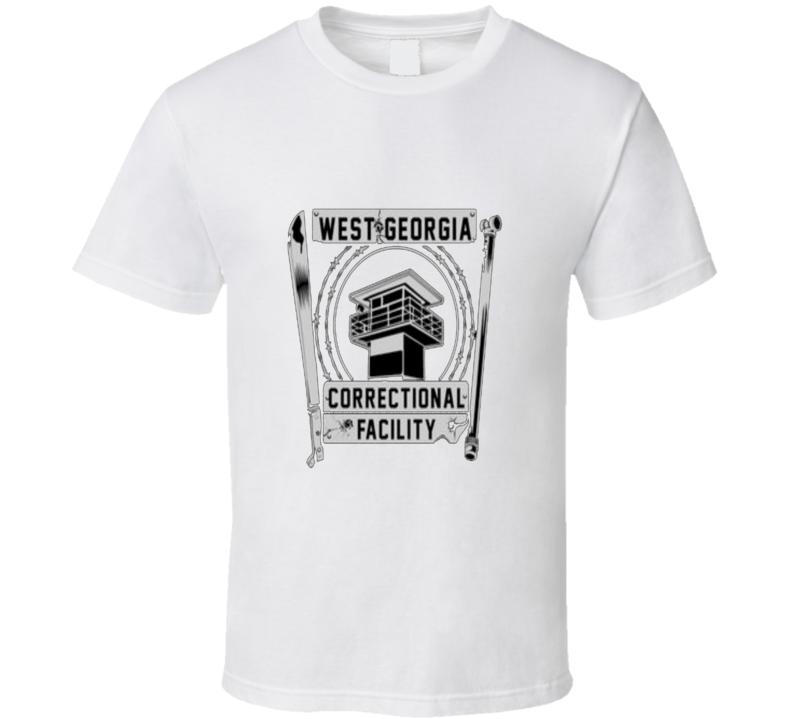 Walking Dead Prison Tee T Shirt