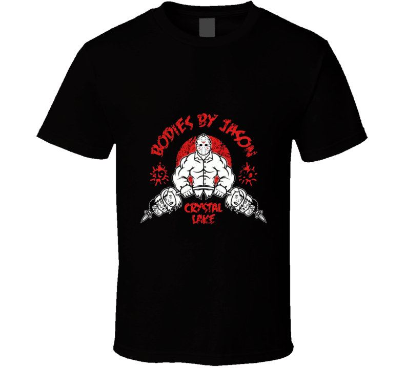 Friday the 13th - Body by Jason T Shirt