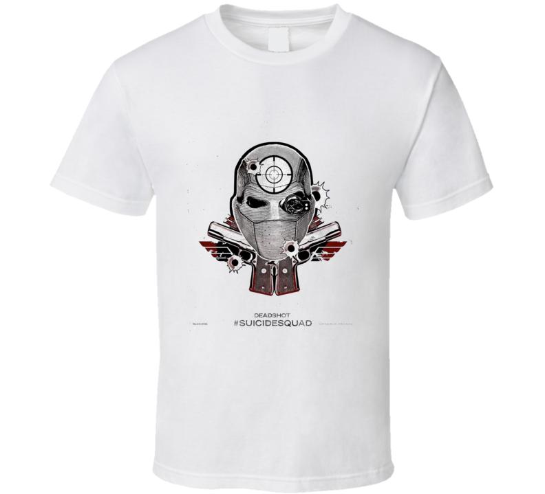 Deadshot Suicide Squad Tshirt
