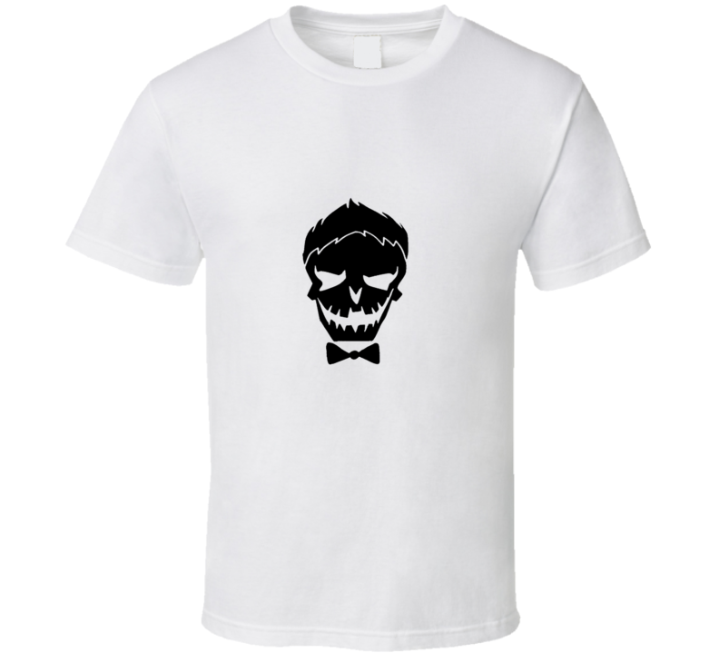 Suicide Squad Skull Tshirt