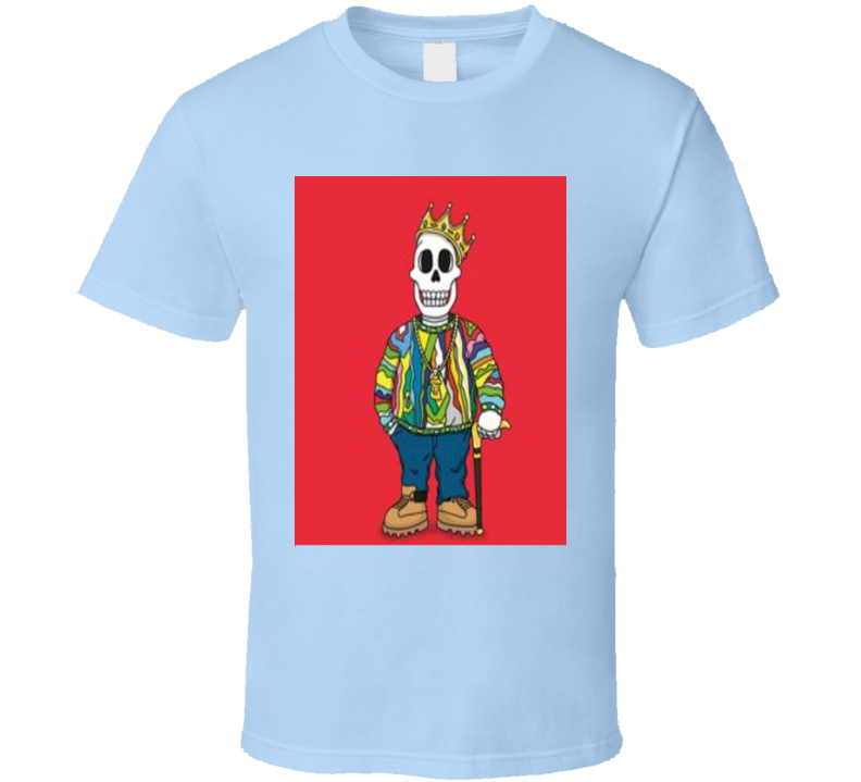 Biggie Juicy Skull Tshirt