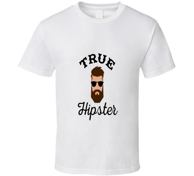 True Hipster Tshirt