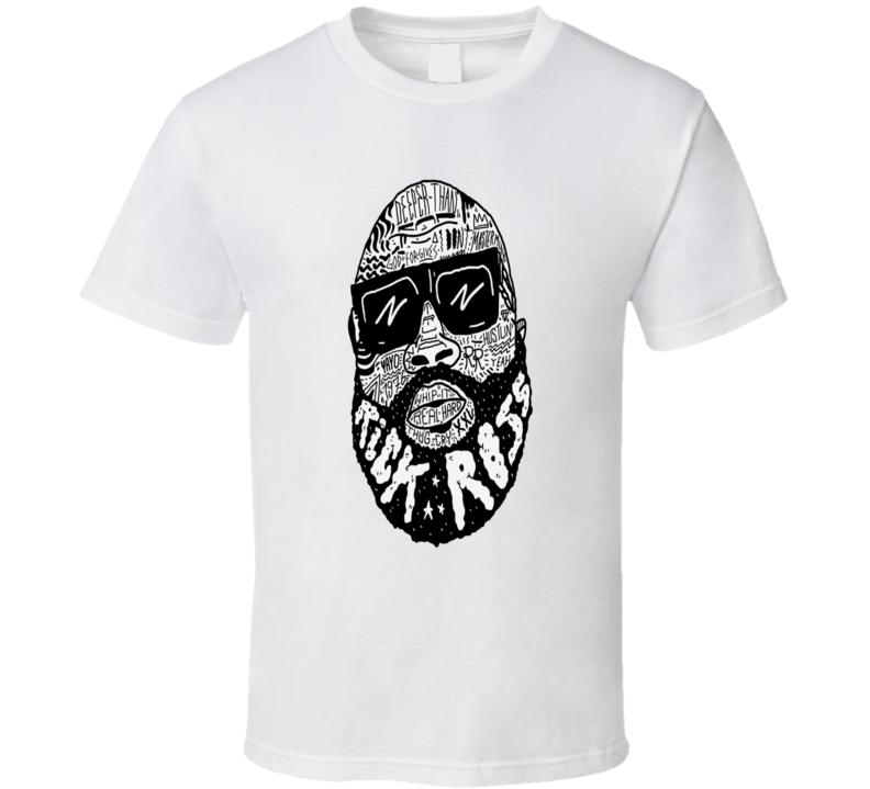 Rick Ross Tee T Shirt