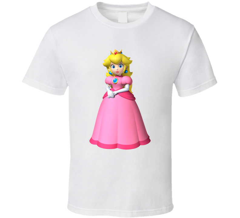 Princess Peach Tshirt