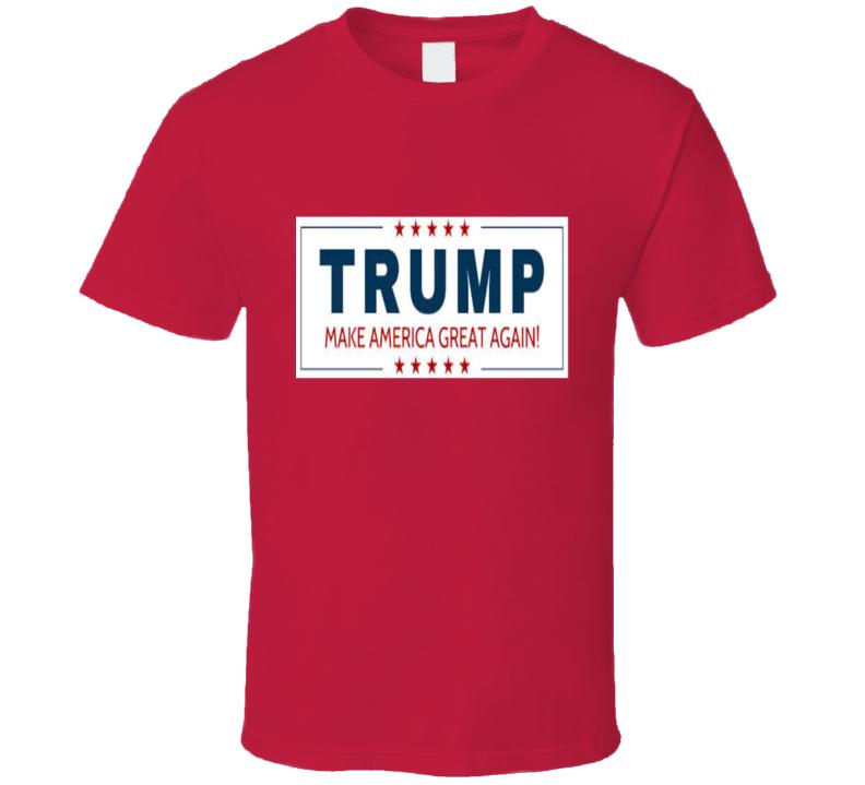 Trump Campain Tshirt