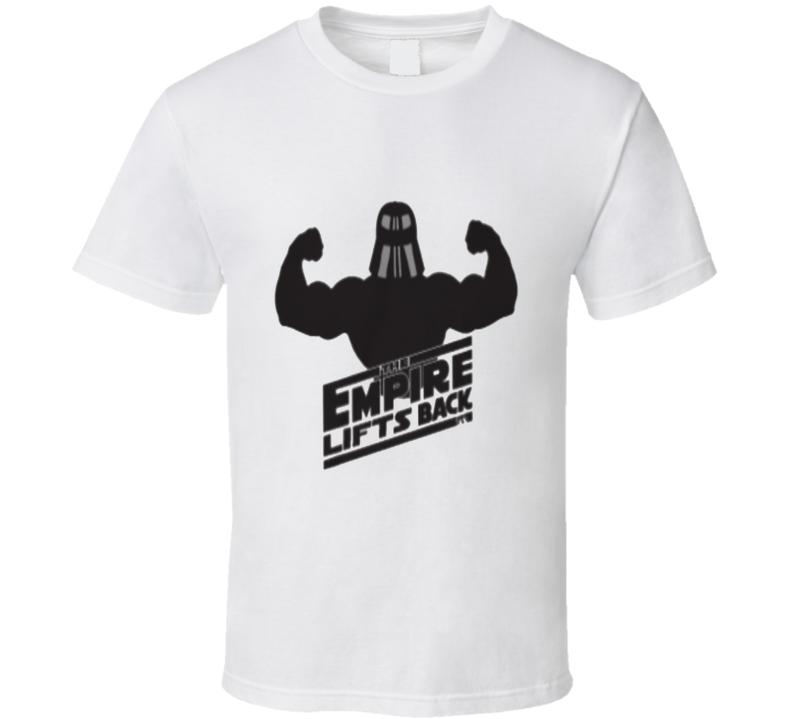 The Empire Lifts Back Tshirt