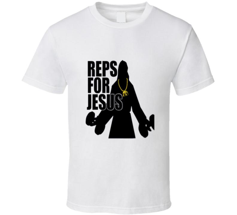 Reps For Jesus Tshirt