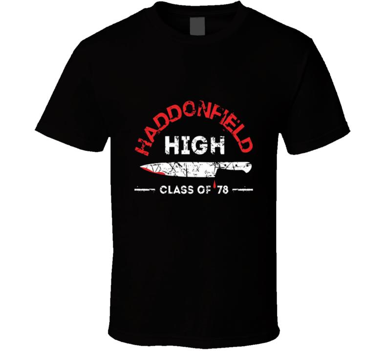 Haddenfield High Class of 78 T Shirt