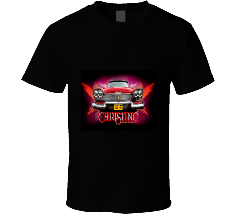 Steven King's Christine T Shirt