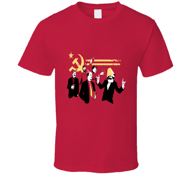 Communist party Tshirt
