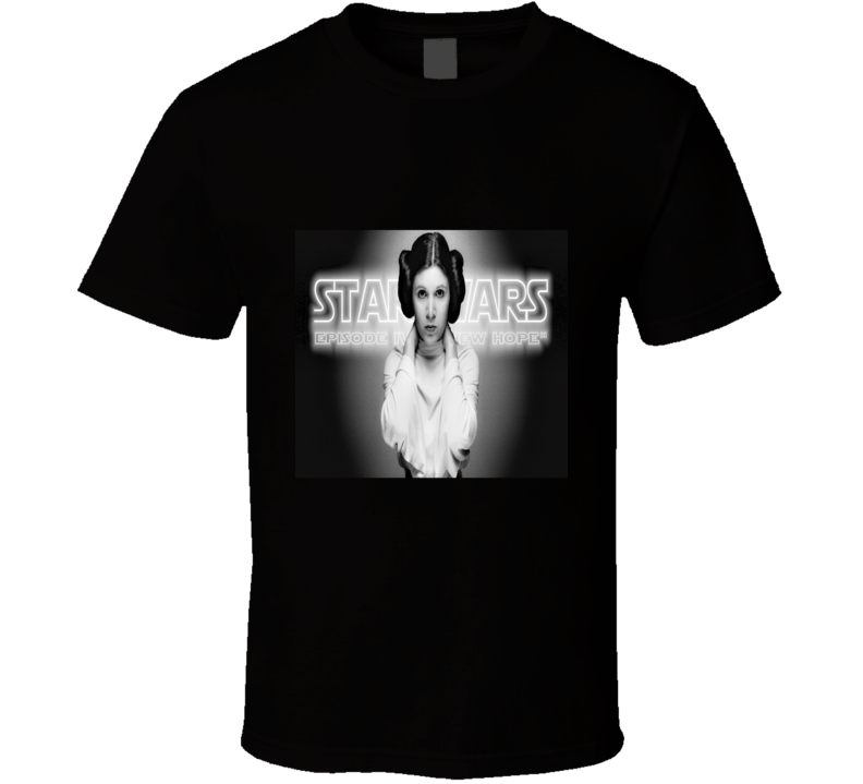 Princess Leia Shirt2 T Shirt