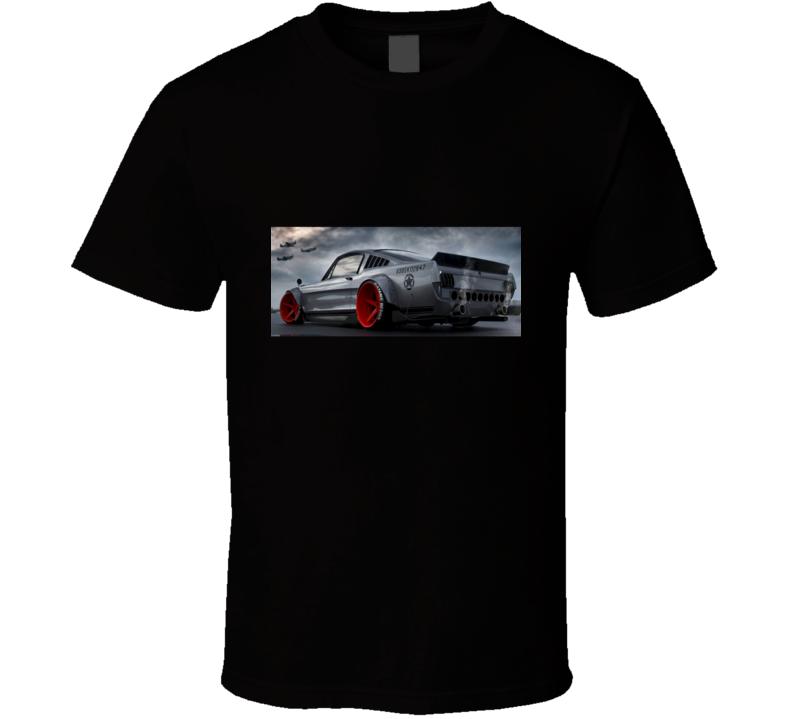 Air Force Mustang Tshirt