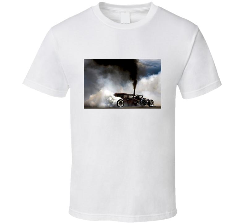 Rat Smoke show Tshirt