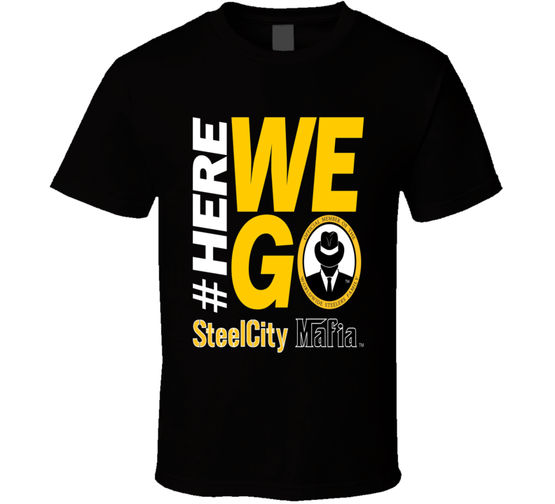 Steel City Mafia Tshirt