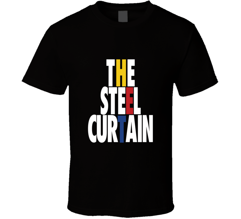 The Steel Curtain Tshirt