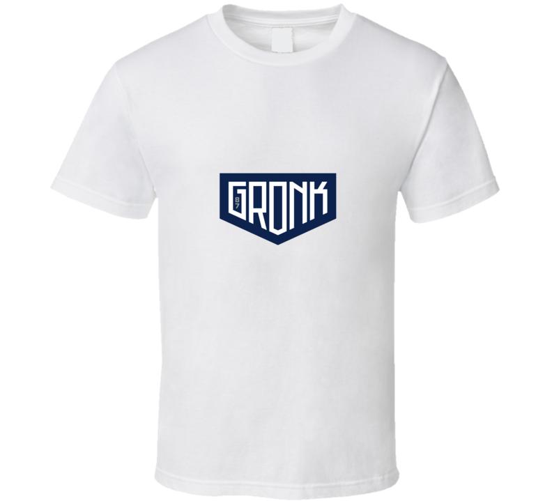Gronkowki Patriots Tshirt