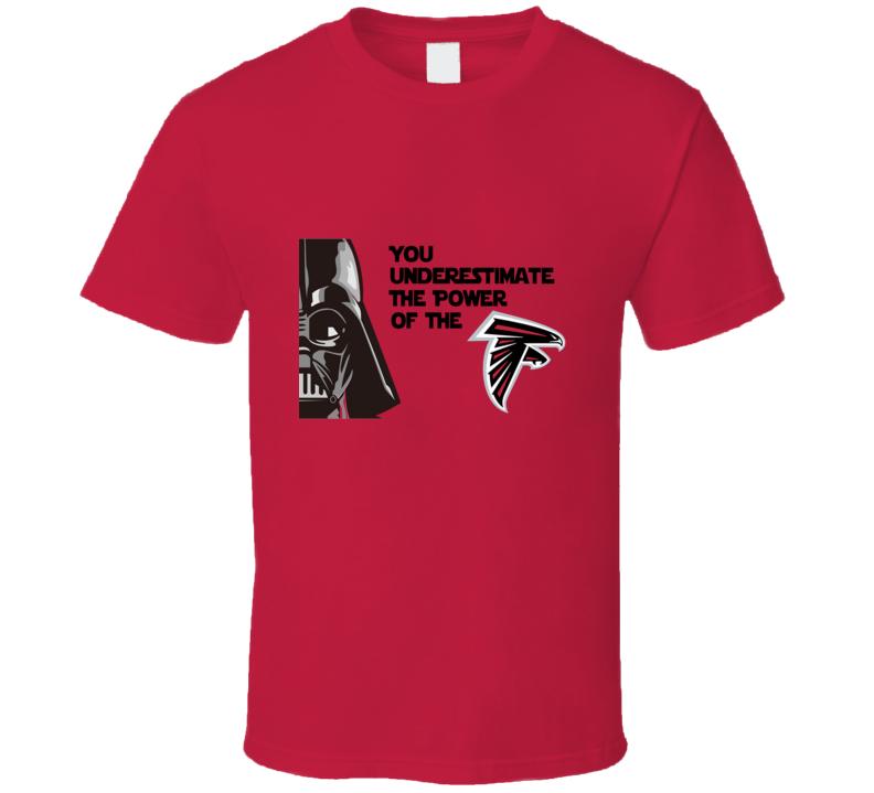 Atlanta Falcons Star Wars Tshirt