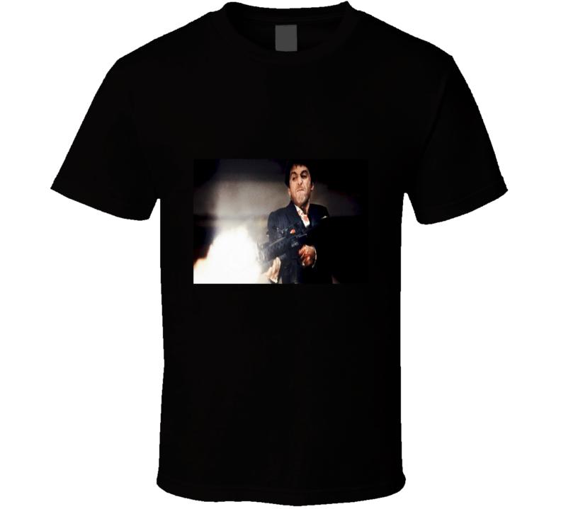 Tony Montana Scarface Tshirt