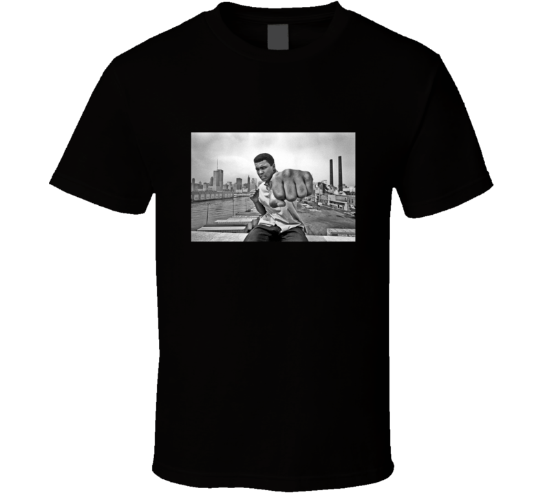 Mohammed Ali Punch Tshirt