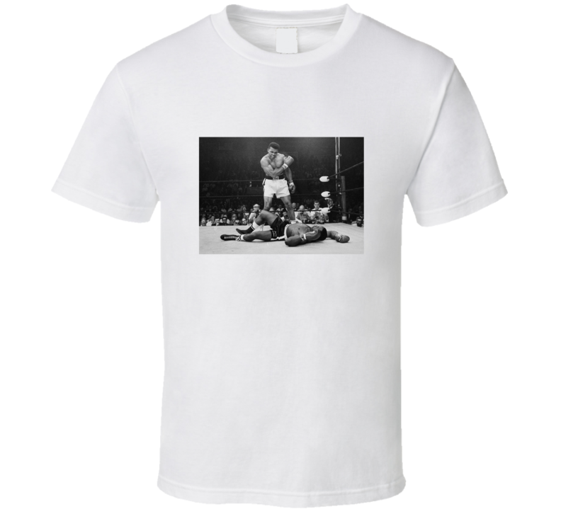 Mohammed Ali Knockout Tshirt