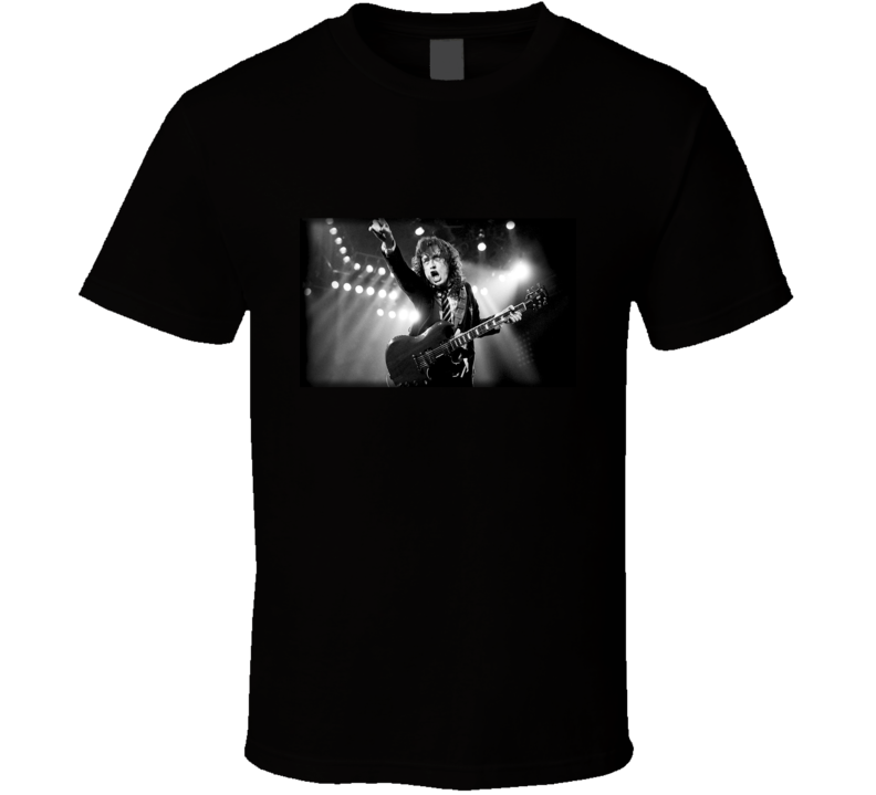 AC DC Angus Young Tshirt (All Colors Available)