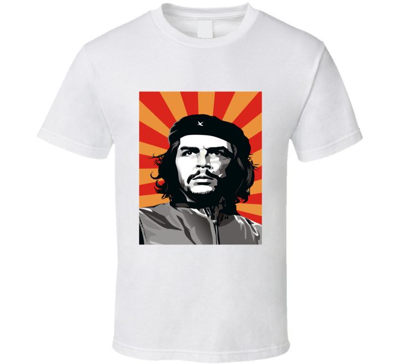 Che Guavara Tshirt (all colors and styles available)