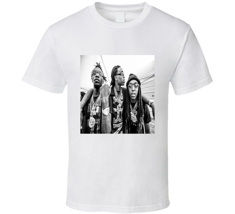 Migos Tshirt (all styles and Colors available)