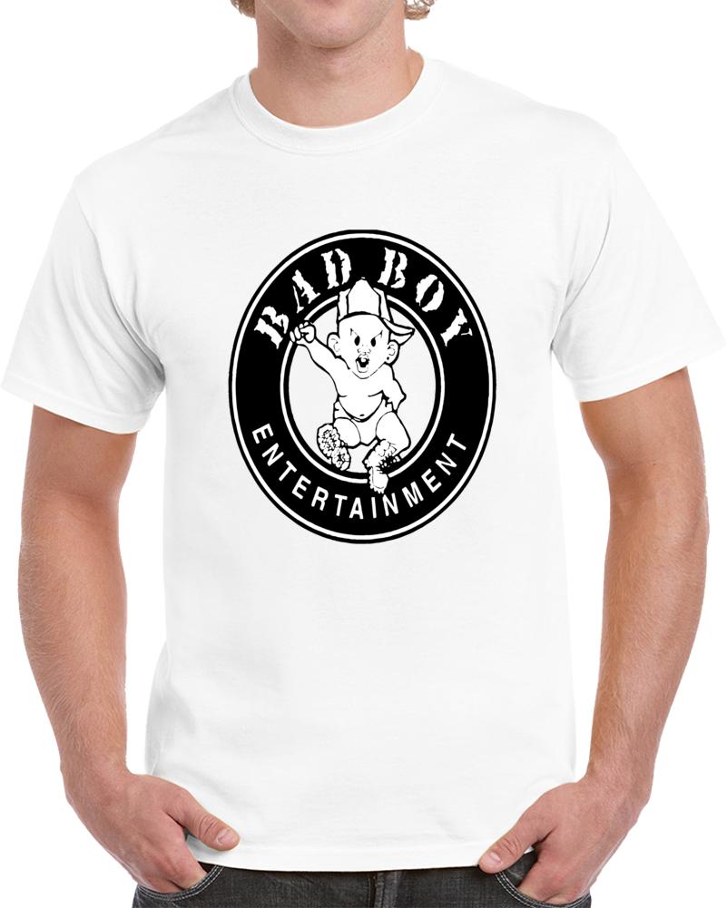 Bad Boy Records Hip Hop Tshirt