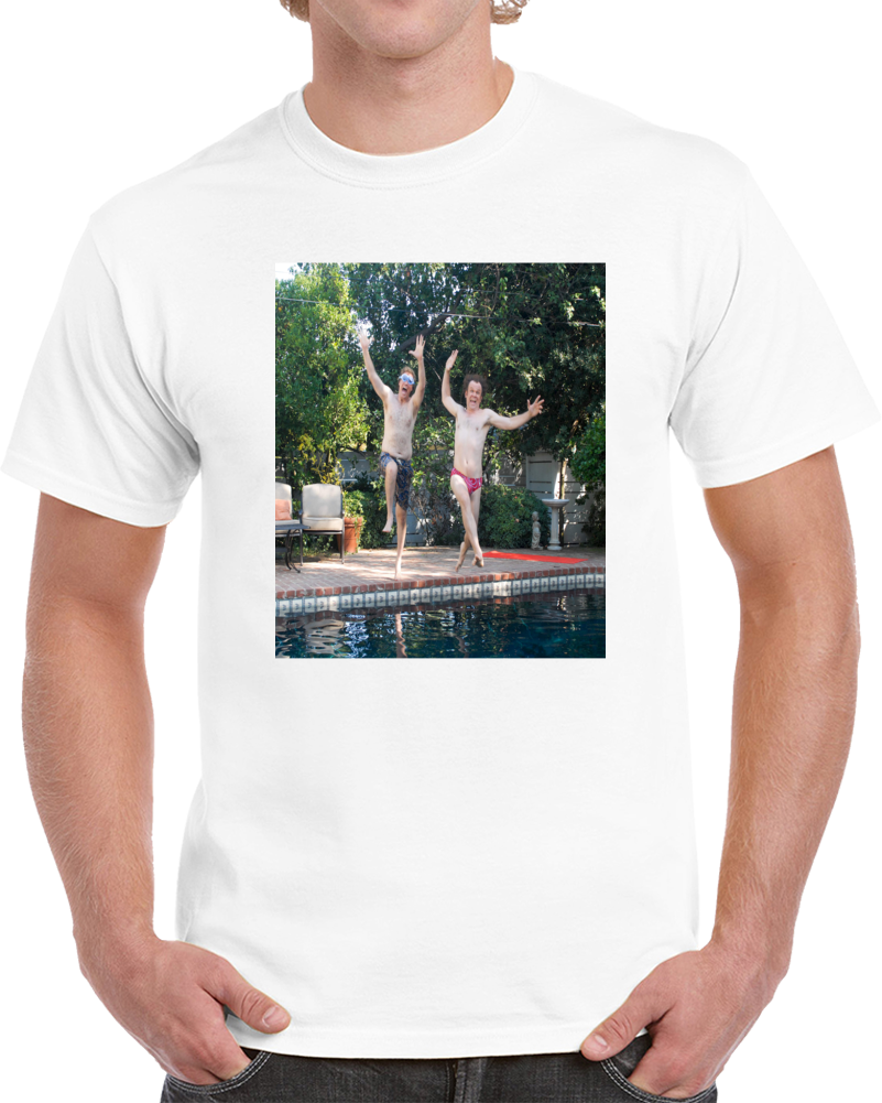 Step Brothers Will Farrel John C Reilly Tshirt (All Colors And Styles Available)