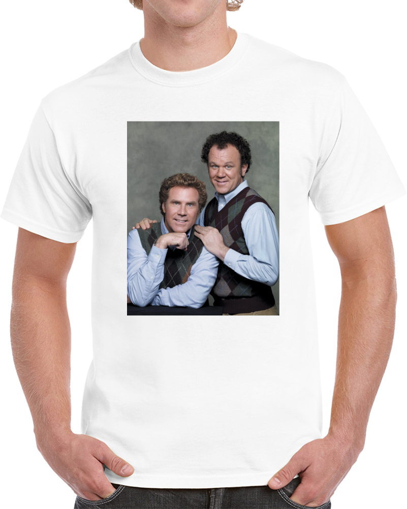 Step Brothers Tshirt Will Ferrel John C Reilly Tshirt (All Sizes And Colors Available)
