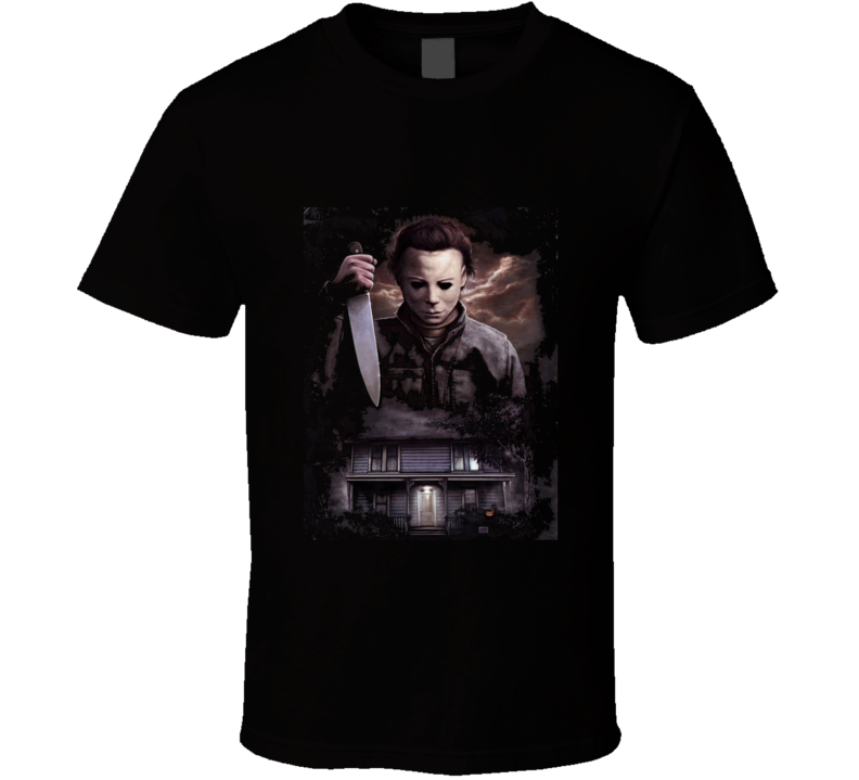 Halloween Michael Myers T Shirt