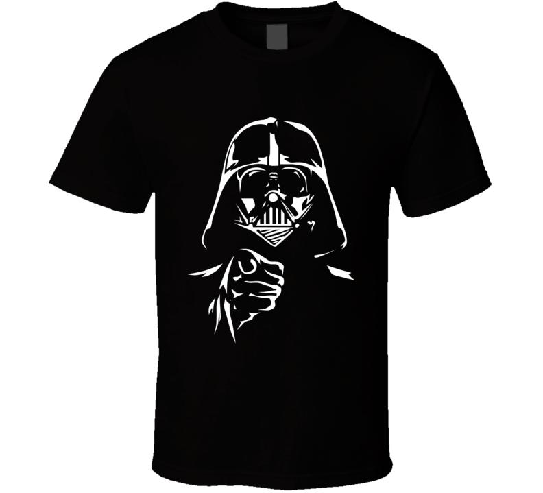 Darth Vader Star Wars Tshirt