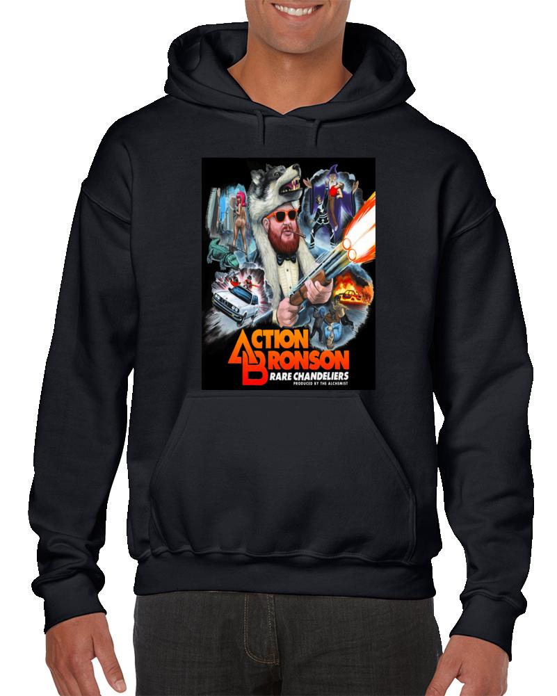 Action Bronson Hoodie