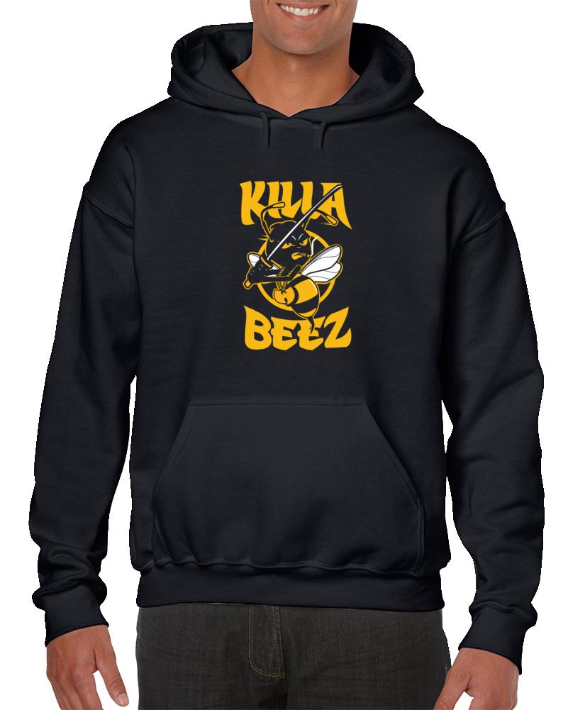 Killa Bees Hip Hop Hoodie